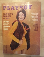 Original Playboy US Magazine October 1972 - Wear And Tear (see Picture) - Complete - - Erotiques (…-1960)