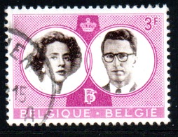 Belgique - N° 1170 - 1960 - Used Stamps