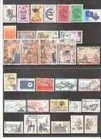 Année 1979 Complète (sauf Blocs Et Timbres De Carnets) - Obl/gest/used (à Voir 2 Scans) - Usati