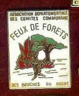 @@ Pompier Feux De Forets Des Bouches Du Rhône EGF (2.5x1.9) @@pom02 - Brandweerman