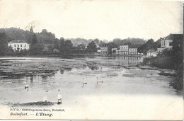 Boitsfort NA104: L'Etang 1908 - Watermael-Boitsfort - Watermaal-Bosvoorde