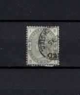N° 81 TIMBRE GRANDE-BRETAGNE OBLITERE    DE 1883        Cote : 200 € - 1840-1901 (Victoria)