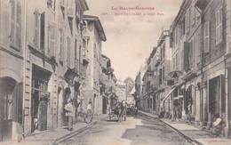 31-MONTREJEAU UNE RUE - Montréjeau