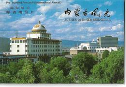 Chine Un Lot De 20 Entiers Postaux Cartes (vues Et Scènes En Mongolie) - 1949 - ... People's Republic