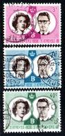 Belgique - N° 1169,70,71, - 1960 - Used Stamps
