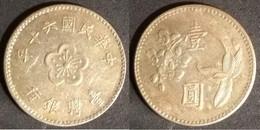 Taiwan - 1 Dollar 1971 Used (tn002) - Taiwan