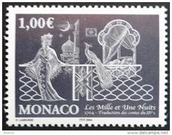"""Monaco YT 2452 """" Mille Et Une Nuits """" 2004 Neuf** - Nuovi"""