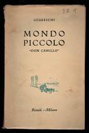 """MONDO PICCOLO """"DON CAMILLO"""" - Livres, BD, Revues"""