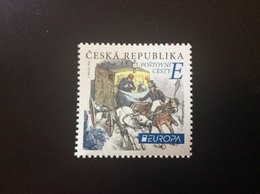 CZ 2020 EUROPA  ** Ancient Mail Routes Route Postale - Ungebraucht