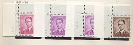 Quelques Dates Du S.M.Baudouin - 1953-1972 Glasses