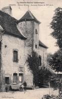 AMANCE (Haute-Saône) - CPA, Maison Billerey, édition Reuchet. Circulée En 1913. Bon état - Frankreich