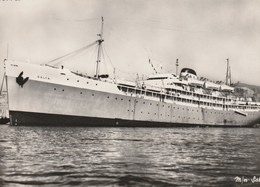SS SALTA ; DODERO LINE ARGENTINA - Dampfer