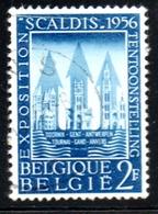 Belgique - N° 990 - 1956 - Used Stamps