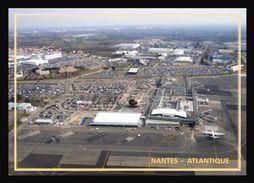 44  NANTES  ATLANTIQUE   - Vue Générale De L'aeroport - Nantes