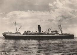 SS CYRENIA Hellenic Mediterranean Line Greece - Dampfer