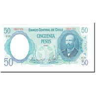 Billet, Chile, 50 Pesos, Undated (1975-81), 1981, KM:151b, NEUF - Chile