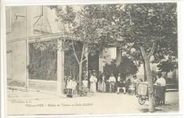 FOS SUR MER - Débits De Tabacs Et Café Guien - Marchand De Glace    (1154 ASO) - France