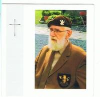 Oorlogsvrijwilliger Korea Jacques Broos Overlijden - Militaria