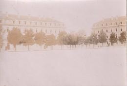 """Photo Mai 1897 CHAUMONT - """"bâtiments B Et C"""" De La Caserne Damremont (A221) - Old (before 1900)"""