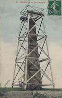 CPA GIFFAUMONT  (MARNE) 51 - Tours Militaire - Colorisée - France