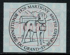 Suisse // Schweiz // Non Classée // Valais //  Oblitération Valaisanne Martigny-Millénaire Du Grand-St.Bernard - Switzerland