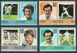 1984Tuvalu Nanumea13-20PaarCricket6,00 € - Cricket