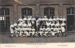 CPA 59 LA SAINT ELOI D HAZEBROUCK - Hazebrouck
