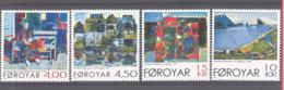 Faeröer / Foroyar  Michel #  404 - 07 - Faeroër