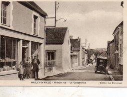 Mailly -   La  Ville -    Grande  Rue  La  Coopérative. - Autres Communes