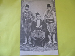 Costume Turc Crétois     TBE - Greece