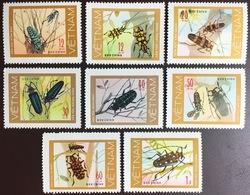 Vietnam 1977 Beetles Insects MNH - Insectes