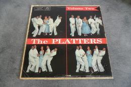 Disque De The Platters Volume Two - Mercury MG 20216 - USA 1956 - - Soul - R&B