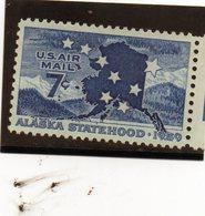 CG39 - 1959 Stati Uniti - La Stella Del Nord - USA