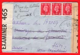 GB, King Edward VIII, Devon - Tunisie - 1902-1951 (Kings)