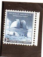 CG39 - 1948 Stati Uniti - Osservatorio Di Monte Palomar - USA