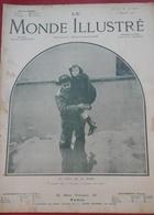 Le Monde Illustré N° 2758 5 Février 1910 La Crue De La Seine Inondation Paris, A Travers Le Tyrol - Newspapers