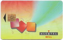 Belgium - Alcatel Bell VUB Field Trial (Reverse A), 100U, 15.000ex, Mint - België