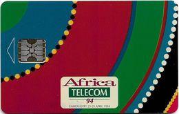 Egypt - ITU Africa Telecom 94 Demo, SC5, 1.000ex, Used - Egypte