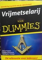 Vrijmetselarij Voor Dummies Jimmy Koppen Loge Maçonnerie - Livres, BD, Revues
