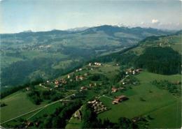 Kurort Wienacht Im Appenzellerland - Flugaufnahme Mit Feriendorf (6574-4) * 24. 2. 1988 - AR Appenzell Rhodes-Extérieures