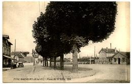 GROSLAY - Place De La Gare - Voir Scan - Groslay