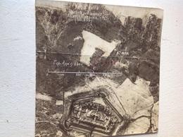 Fort De Brimont 1917 - Plaatsen