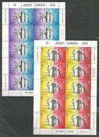 10x JERSEY - MNH - Europa-CEPT - Telephone System - 1979 - Europa-CEPT