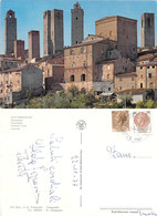 San Gimignano. Panorama. Viaggiata 1977 - Altre Città