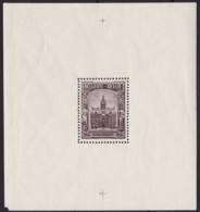 Belgie .   OBP .   Blok 5A  (zegel: **)  2 Scans     .   * .    Ongebruikt Met Charnier.   /   .  Neuf Avec Charniere - Blocks & Sheetlets 1924-1960