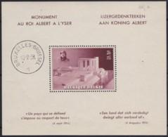 Belgie .   OBP .   Blok 8   .   2 Scans     .   **    .    Postfris  .   /   .  Neuf SANS  Charniere - Blocks & Sheetlets 1924-1960