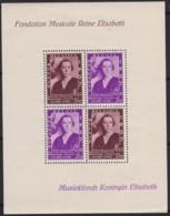 Belgie .   OBP .   Blok 7 (zegels: **)      .   * .    Ongebruikt Met Charnier.   /   .  Neuf Avec Charniere - Blocks & Sheetlets 1924-1960