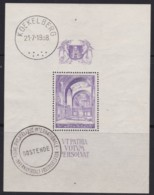 Belgie .   OBP .   Blok 9  . 2 Stempels     .  ** .   Postfris   .   /   .  Neuf SANS Charniere - Blocks & Sheetlets 1924-1960