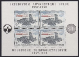 Belgie .   OBP .   Blok 31       .   * .    Ongebruikt Met Charnier.   /   .  Neuf Avec Charniere - Blocks & Sheetlets 1924-1960