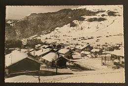 1960 Verbier, La Station En Hiver, Suisse, Switzerland, Helvetia - VS Valais